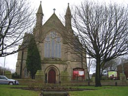 Old Chapel Dukinfield